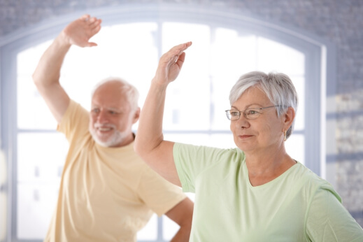 4 Exercises That Senior Citizens Can Do at Home