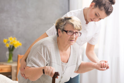 Physical Changes that Require Home Care Assistance