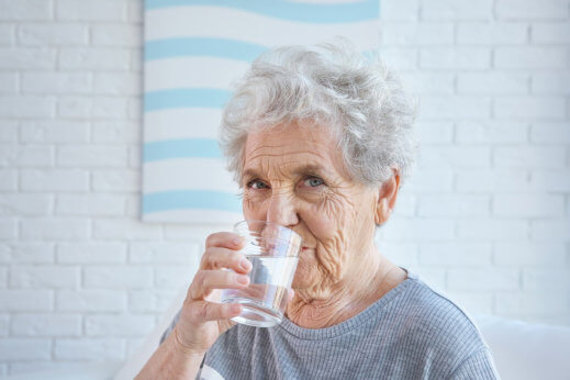 Keeping Older Adults Hydrated
